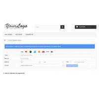 Módulo Pagamento e.Rede Rest API Cartões para Prestashop