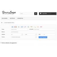 Plugin de Pagamento Cielo API 3.0 Cartões, Boleto e TEF para Prestashop