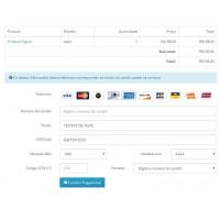 Plugin de Pagamento Cielo API 3.0 Cartões, Boleto e TEF para Opencart [Download Imediato]