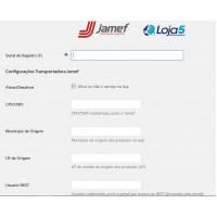 Plugin de Integração Transportadora Jamef Woocommerce