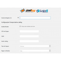 Plugin de Integração Transportadora Jadlog Woocommerce