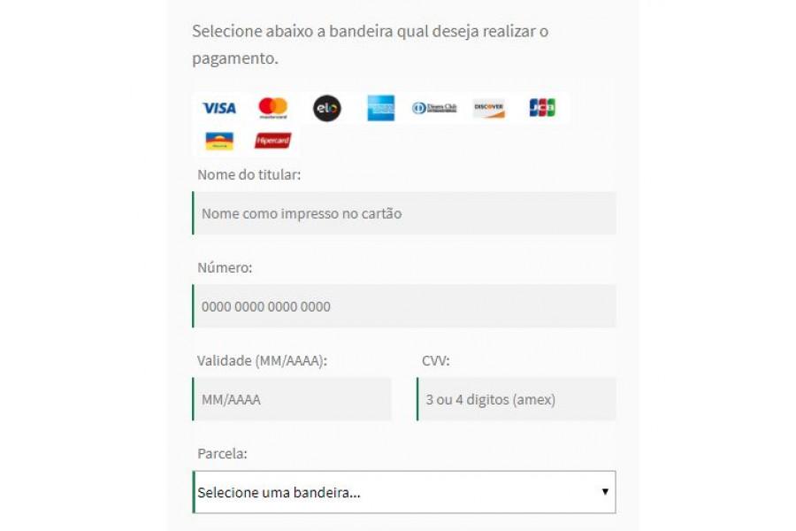 Plugin de Pagamento Cielo API 3.0 Cartões, Boleto, Qrcode e TEF para Woocommerce