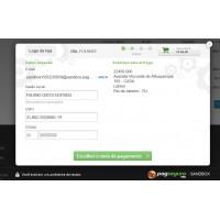 Módulo de Pagamento PagSeguro Lightbox Opencart [Download Imediato]