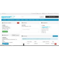 Módulo Checkout Compra e Registro Rápido para Opencart
