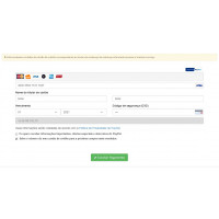 Módulo de Pagamento Paypal Plus Transparente para Lojas Opencart