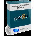 Modulo de Entrega e Delivery Rapiddo Motoboy para Lojas Opencart [Download Imediato]