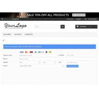 Módulo de Pagamento MercadoPago API Transparente para Prestashop [Download Imediato]