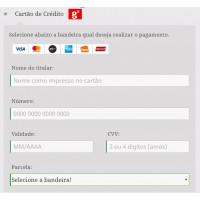 Plugin de Pagamento Getnet API Cartão e Boleto para Woocomerce