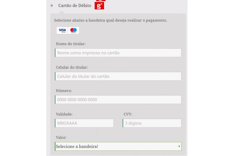 Plugin de Pagamento Getnet API Cartão e Boleto para Woocomerce [Download Imediato]