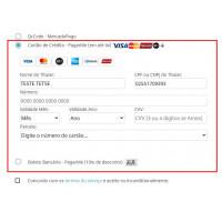 Módulo de Integração PagarMe API PRO Transparente para Prestashop
