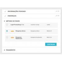 Módulo Transportadora Braspress API Pro para Lojas Prestashop