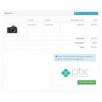 Módulo de Pagamento Pix QrCode Estático para Opencart
