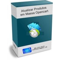 Editor de Produtos em Massa para Opencart [Download Imediato]