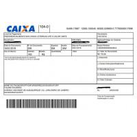 Módulo de Pagamento Boleto Caixa API com Registro para Opencart [Download Imediato]