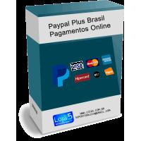 Módulo de Pagamento Paypal Plus Transparente para Lojas Prestashop [Download Imediato]