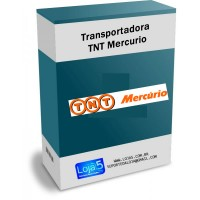 Módulo Transportadora TNT Mercurio Opencart [Download Imediato]