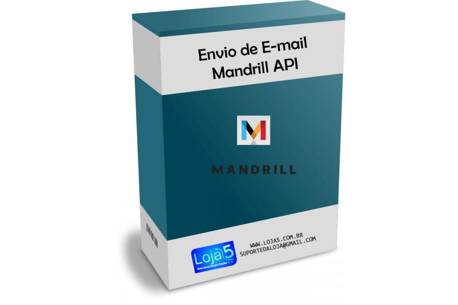 Integração E-mail Transacional Mandrill API Opencart