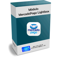Módulo de Pagamento MercadoPago Lightbox Prestashop [Download Imediato]