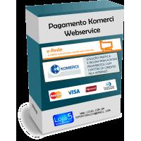 Plugin de Pagamento e-Rede Webservice para Woocommerce [Download Imediato]