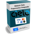 Módulo de Pagamento Checkout Cielo Integrado Prestashop [Download Imediato]