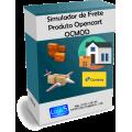 Simulador Frete na Página do Produto para Opencart [Download Imediato]