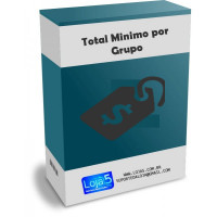 Total Minimo do Pedido por Grupo para Opencart [Download Imediato]